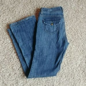 CAbi Boot cut jeans size 4